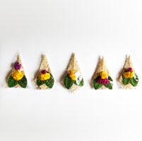 Mini Artificial Bouquets (5 Nos)