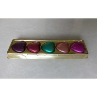 Chocolate Heart Shaped (5 nos. 50 gms.)