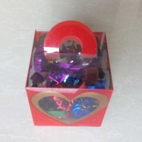 Chocolate Box With Heart Window (70 gms.)