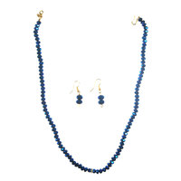 Royal Blue Necklace - A Way Of Getting Praise