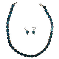 Make Your Day With Stunning Sea Blue Jewellery