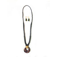 Long Necklace with attractive pendant