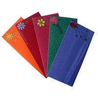 Handprinted Paper Envelopes for Cash Gift (30 Nos)