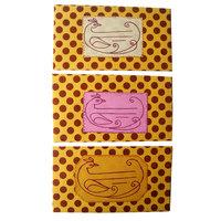 Handmade Paper Envelopes With Dot Design (30 Nos)