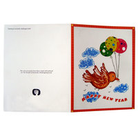 New Year Greeting Cards (15 Nos.)
