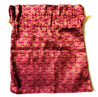 Traditional Pouch-Batwa (3 Nos)