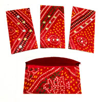Bandhni Envelopes (16 Nos)