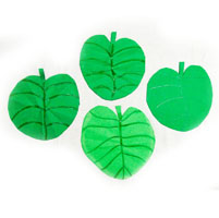 Leaf Shaped Envelopes (10 Nos)