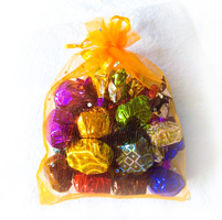 Roasted Almond Chocolates in Net Bag